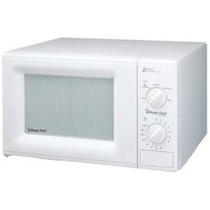 Magic Chef 0.7 Cubic Feet Rotary Microwave