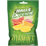 Halls Defense Supplement Drops