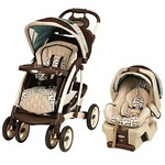 Graco Quattro Tour Travel System Stroller