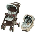 Graco Passage Travel System Stroller