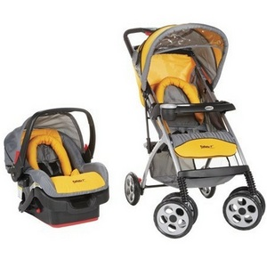 Safety 1st Acella LX Travel System Stroller