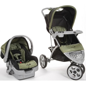 Safety 1st Acella Sport Travel System Jogger