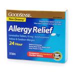 Good Sense Non-drowsy Allergy Relief Loratadine Tablets