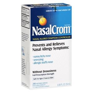 Nasalcrom Allergy Prevention Nasal Spray