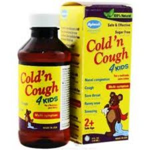Hyland's Cold 'n Cough Kids