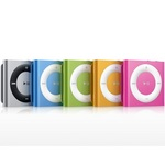 Apple iPod Shuffle 4th Generation MP3 Player