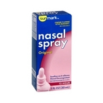 Sunmark Nasal Spray Saline