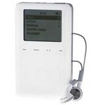 Apple iPod Classic 3rd Generation MP3 Player