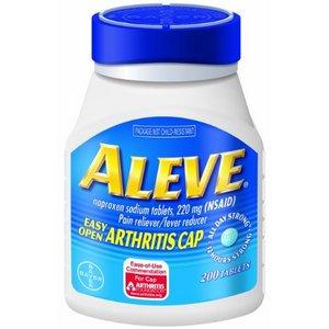 Aleve Easy Open Arthritis Cap