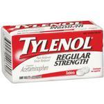 Tylenol Regular Strength Pain Reliever/Fever Reducer