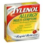Tylenol Allergy Multi-Symptom Rapid Release Gelcaps