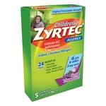 Zyrtec Children's Chewable Tablets