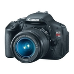 Canon EOS Rebel T3i Digital Camera