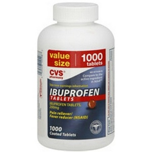 CVS Ibuprofen