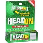 HeadOn Migraine Pain Reliever