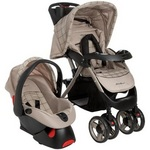 Eddie Bauer Cosco ITS Travel System Stroller