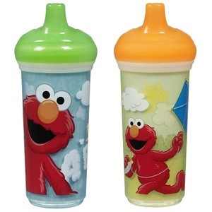 Munchkin Sesame Street Insulated Spill-Proof Cup