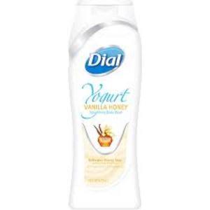 Dial Yogurt Vanilla Honey Nourishing Body Wash