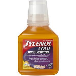 Tylenol Cold Multi-Symptom Daytime