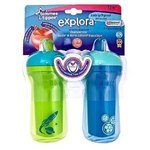 Tommee Tippee 2-Pack Explora Truly Spill Proof Drinking Cup