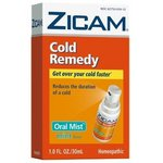 Zicam Cold Remedy Oral Mist