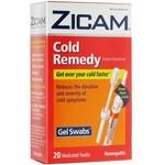 Zicam Cold Remedy Gel Swabs