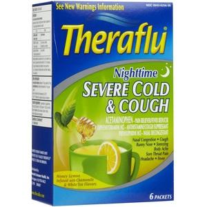 Theraflu Nighttime Severe Cold & Cough Powder