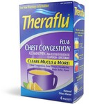 TheraFlu Flu & Chest Congestion Powder
