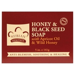 Nubian Heritage Honey & Black Seed Bar Soap