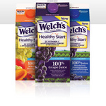 Welch's Healthy Start 100% Juice