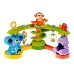 Fisher-Price Go Baby Go! Crawl & Cruise Musical Jungle