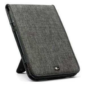 JAVOedge Charcoal Flip Case for the Amazon Kindle 3