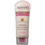 Aveeno Natural Protection Sunblock Lotion SPF 30