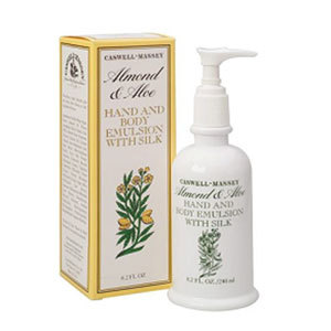 Caswell-Massey Almond & Aloe Hand & Body Emulsion