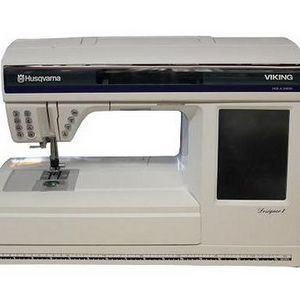 Husqvarna Viking Computerized Embroidery & Sewing Machine
