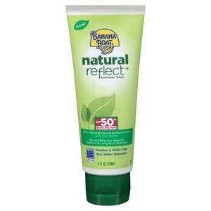 Banana Boat Natural Reflect Sunscreen Lotion SPF 50