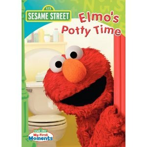 Sesame Street Elmo's Potty Time