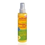 Alba Botanica Natural Hawaiian Dry-Oil Sunscreen Nourishing Coconut Oil SPF 15