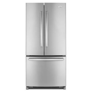Whirlpool Gold French Door Bottom-Freezer Refrigerator