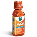 Vicks DayQuil Cold & Flu Relief Liquid Medicine
