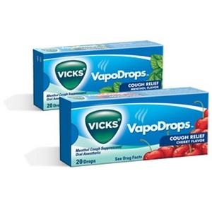Vicks VapoDrops