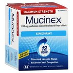 Mucinex Maximum Strength Expectorant