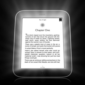 Barnes & Noble Nook Simple Touch with GlowLight eReader