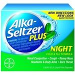 Alka-Seltzer Plus Night Cold & Flu