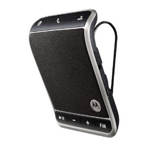 Motorola - Roadster Bluetooth In-Car Speakerphone