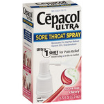 Cepacol Ultra Sore Throat Spray