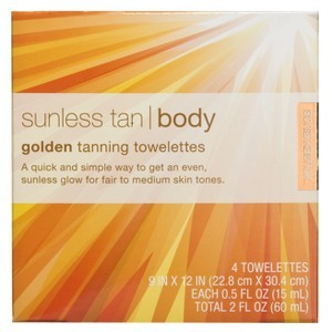 Sonia Kashuk Sunless Tan Face & Body Tanning Towelettes