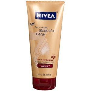 NIVEA Sun-Kissed Beautiful Legs, for Medium to Dark Skin