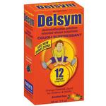 Delsym 12 Hour Cough Suppressant