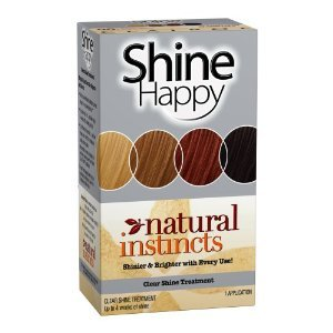 Clairol Natural Instincts Clear Shine Hair Color Treatment